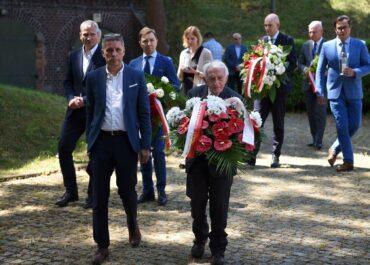 Poznań uczcił ofiary zbrodni nazistowskich