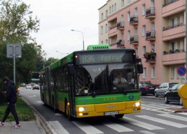 """Zmiana lokalizacji przystanku """"Nad Jeziorem"""""""