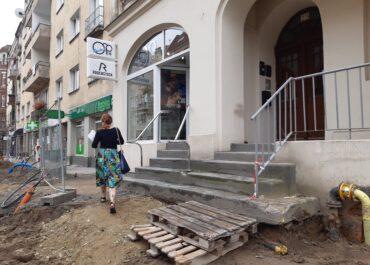 Remont na poznańskiej Wildzie zabił lokalny biznes