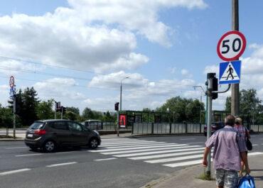 Zmiana  ograniczenia prędkości na ul. Hetmańskiej. ZDM chce ustawić tam fotoradar