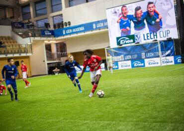 Enea partnerem Akademii Lecha Poznań i sponsorem Lech Cup