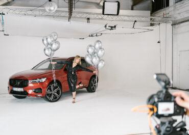 Czy to już nowy rok? Nowa kampania Volvo z Grażyną Wolszczak.