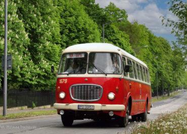 Na Dni Twierdzy Poznań można dojechać zabytkowym autobusem