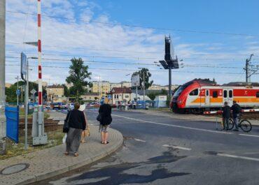 Zamknięcie przejazdu kolejowego na ul. Opolskiej