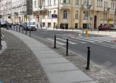 Nowe chodniki na ul. Łąkowej. Jest bezpieczniej i estetyczniej