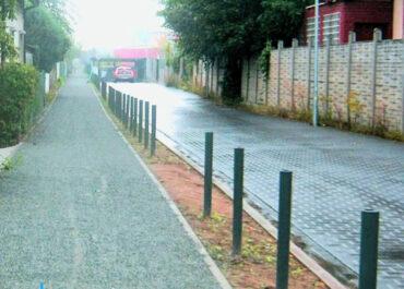 Wygodniejsze przejście między osiedlami i dojście do szkoły