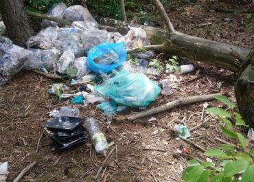 Kolejne nielegalne wysypiska śmieci uprzątnięte