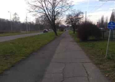 Ruszył remont ścieżki pieszo-rowerowej wzdłuż ul. Warszawskiej. To realizacja projektu PBO