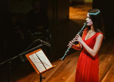 Orkiestra klarnetowa i prawykonanie koncertu sprzed 70 lat, czyli III Międzynarodowy Festiwal im. Madei