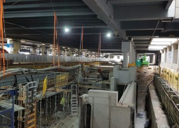 Nowy peron i przejście podziemne na Dworcu Poznań Główny już prawie gotowe