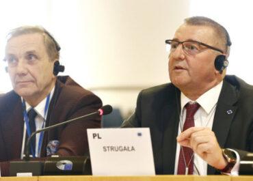 """""""W obliczu klęsk żywiołowych kluczowe są działania prewencyjne i edukacja"""" – wielkopolski burmistrz na posiedzeniu EKR"""