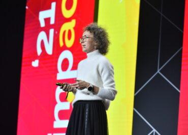 Hatalska na Impact'21: algorytmy niszczą relacje międzyludzkie, potrzebny jest powrót do wartości