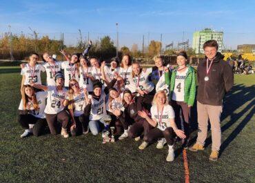 Poznań Hussars Ladies zdobyły Puchar Polski w lacrosse
