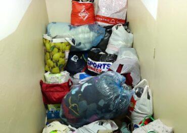 Wielkopolanie zbierają dary dla uchodźców