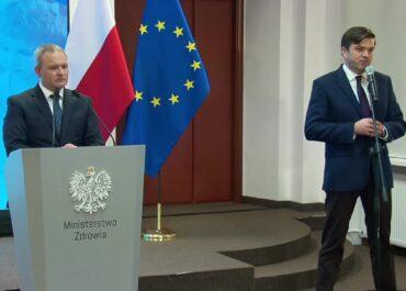 Minister wyraził zgodę na wznowienie działalności szpitala tymczasowego w Poznaniu