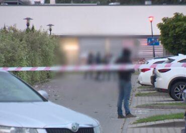 Potrącił policjanta podczas ucieczki po kradzieży samochodu. Dominik Z. trafił do aresztu