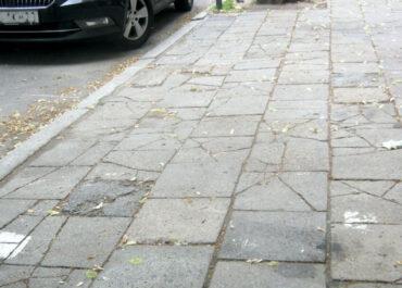 Rusza remont chodnika na ul. Limanowskiego
