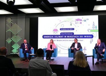 Bezpieczeństwo dostaw energii jednym z tematów konferencji na MTP