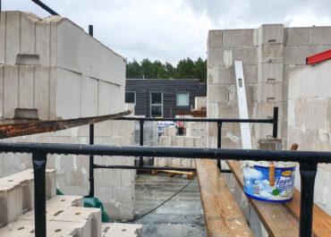 Budowa kolejnego domu opiekuńczo-wychowawczego na Ławicy. Na jakim etapie są prace?