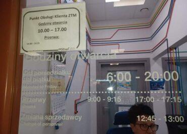 W Poznaniu trwa szturm na Punkty Obsługi Klienta ZTM.