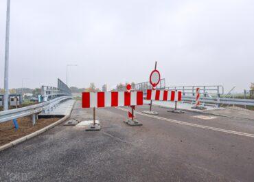 Przejazd wiaduktem w ciągu ul. Gołężyckiej jeszcze w tym tygodniu